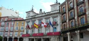 Fachada del Ayuntamiento de Burgos