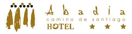 Logo Hotel Abadía Camino de Santiago Burgos
